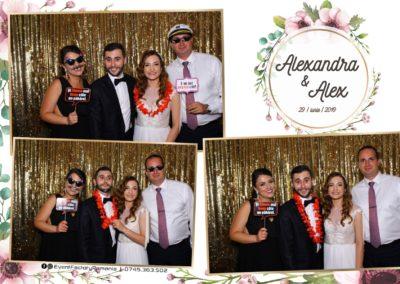 Cabina Foto Showtime - FUN BOX - Nunta - Alexandra & Alex - Restaurant OK Ballroom Ramnicu Valcea - Event Factory (18)