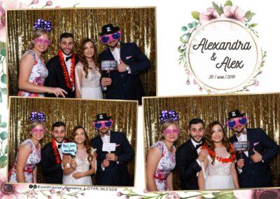 Cabina Foto Showtime - FUN BOX - Nunta - Alexandra & Alex - Restaurant OK Ballroom Ramnicu Valcea - Event Factory (19)