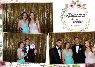 Cabina Foto Showtime - FUN BOX - Nunta - Alexandra & Alex - Restaurant OK Ballroom Ramnicu Valcea - Event Factory (2)