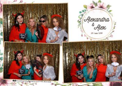 Cabina Foto Showtime - FUN BOX - Nunta - Alexandra & Alex - Restaurant OK Ballroom Ramnicu Valcea - Event Factory (22)