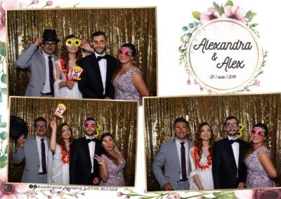 Cabina Foto Showtime - FUN BOX - Nunta - Alexandra & Alex - Restaurant OK Ballroom Ramnicu Valcea - Event Factory (23)