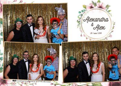 Cabina Foto Showtime - FUN BOX - Nunta - Alexandra & Alex - Restaurant OK Ballroom Ramnicu Valcea - Event Factory (24)