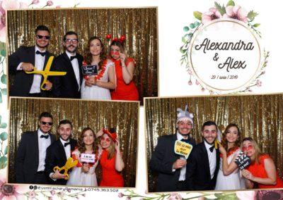 Cabina Foto Showtime - FUN BOX - Nunta - Alexandra & Alex - Restaurant OK Ballroom Ramnicu Valcea - Event Factory (25)