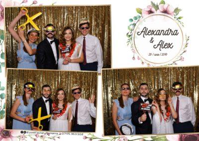 Cabina Foto Showtime - FUN BOX - Nunta - Alexandra & Alex - Restaurant OK Ballroom Ramnicu Valcea - Event Factory (26)