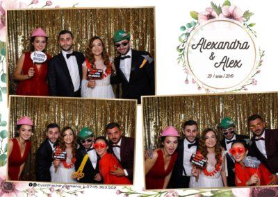 Cabina Foto Showtime - FUN BOX - Nunta - Alexandra & Alex - Restaurant OK Ballroom Ramnicu Valcea - Event Factory (27)