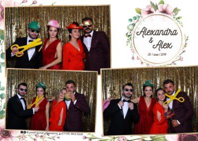 Cabina Foto Showtime - FUN BOX - Nunta - Alexandra & Alex - Restaurant OK Ballroom Ramnicu Valcea - Event Factory (28)
