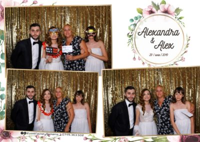 Cabina Foto Showtime - FUN BOX - Nunta - Alexandra & Alex - Restaurant OK Ballroom Ramnicu Valcea - Event Factory (29)