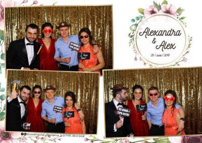 Cabina Foto Showtime - FUN BOX - Nunta - Alexandra & Alex - Restaurant OK Ballroom Ramnicu Valcea - Event Factory (31)