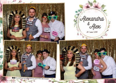 Cabina Foto Showtime - FUN BOX - Nunta - Alexandra & Alex - Restaurant OK Ballroom Ramnicu Valcea - Event Factory (32)