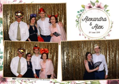 Cabina Foto Showtime - FUN BOX - Nunta - Alexandra & Alex - Restaurant OK Ballroom Ramnicu Valcea - Event Factory (33)