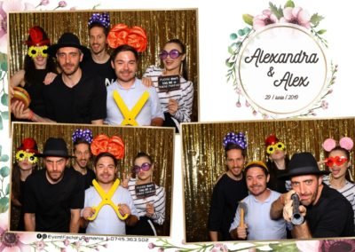 Cabina Foto Showtime - FUN BOX - Nunta - Alexandra & Alex - Restaurant OK Ballroom Ramnicu Valcea - Event Factory (34)
