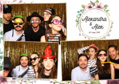 Cabina Foto Showtime - FUN BOX - Nunta - Alexandra & Alex - Restaurant OK Ballroom Ramnicu Valcea - Event Factory (35)