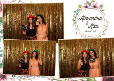 Cabina Foto Showtime - FUN BOX - Nunta - Alexandra & Alex - Restaurant OK Ballroom Ramnicu Valcea - Event Factory (36)