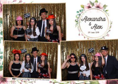 Cabina Foto Showtime - FUN BOX - Nunta - Alexandra & Alex - Restaurant OK Ballroom Ramnicu Valcea - Event Factory (39)