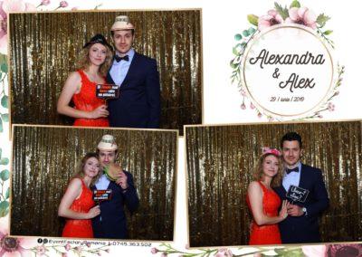 Cabina Foto Showtime - FUN BOX - Nunta - Alexandra & Alex - Restaurant OK Ballroom Ramnicu Valcea - Event Factory (4)