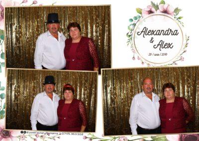 Cabina Foto Showtime - FUN BOX - Nunta - Alexandra & Alex - Restaurant OK Ballroom Ramnicu Valcea - Event Factory (41)