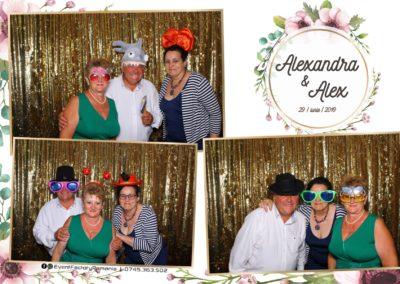 Cabina Foto Showtime - FUN BOX - Nunta - Alexandra & Alex - Restaurant OK Ballroom Ramnicu Valcea - Event Factory (43)