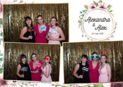 Cabina Foto Showtime - FUN BOX - Nunta - Alexandra & Alex - Restaurant OK Ballroom Ramnicu Valcea - Event Factory (44)