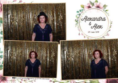 Cabina Foto Showtime - FUN BOX - Nunta - Alexandra & Alex - Restaurant OK Ballroom Ramnicu Valcea - Event Factory (45)