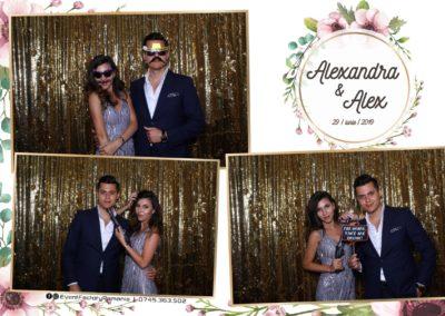 Cabina Foto Showtime - FUN BOX - Nunta - Alexandra & Alex - Restaurant OK Ballroom Ramnicu Valcea - Event Factory (46)