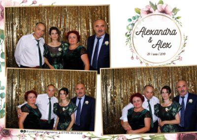 Cabina Foto Showtime - FUN BOX - Nunta - Alexandra & Alex - Restaurant OK Ballroom Ramnicu Valcea - Event Factory (47)