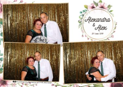 Cabina Foto Showtime - FUN BOX - Nunta - Alexandra & Alex - Restaurant OK Ballroom Ramnicu Valcea - Event Factory (49)