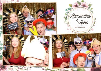 Cabina Foto Showtime - FUN BOX - Nunta - Alexandra & Alex - Restaurant OK Ballroom Ramnicu Valcea - Event Factory (50)