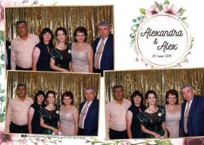 Cabina Foto Showtime - FUN BOX - Nunta - Alexandra & Alex - Restaurant OK Ballroom Ramnicu Valcea - Event Factory (51)