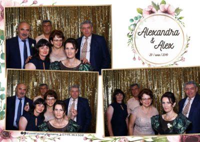 Cabina Foto Showtime - FUN BOX - Nunta - Alexandra & Alex - Restaurant OK Ballroom Ramnicu Valcea - Event Factory (52)