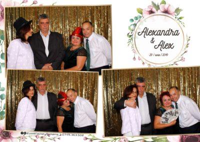 Cabina Foto Showtime - FUN BOX - Nunta - Alexandra & Alex - Restaurant OK Ballroom Ramnicu Valcea - Event Factory (55)