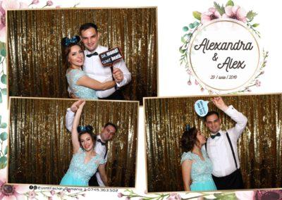 Cabina Foto Showtime - FUN BOX - Nunta - Alexandra & Alex - Restaurant OK Ballroom Ramnicu Valcea - Event Factory (58)