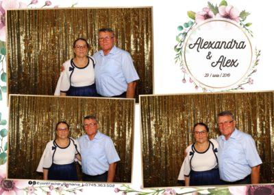 Cabina Foto Showtime - FUN BOX - Nunta - Alexandra & Alex - Restaurant OK Ballroom Ramnicu Valcea - Event Factory (6)