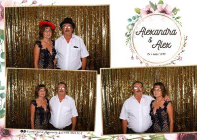 Cabina Foto Showtime - FUN BOX - Nunta - Alexandra & Alex - Restaurant OK Ballroom Ramnicu Valcea - Event Factory (65)