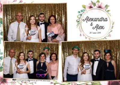 Cabina Foto Showtime - FUN BOX - Nunta - Alexandra & Alex - Restaurant OK Ballroom Ramnicu Valcea - Event Factory (68)
