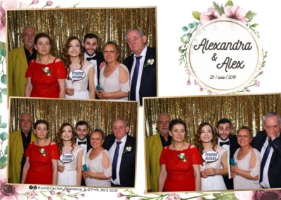 Cabina Foto Showtime - FUN BOX - Nunta - Alexandra & Alex - Restaurant OK Ballroom Ramnicu Valcea - Event Factory (69)