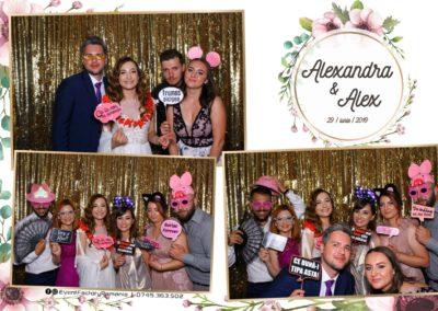 Cabina Foto Showtime - FUN BOX - Nunta - Alexandra & Alex - Restaurant OK Ballroom Ramnicu Valcea - Event Factory (7)