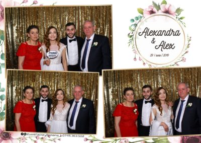 Cabina Foto Showtime - FUN BOX - Nunta - Alexandra & Alex - Restaurant OK Ballroom Ramnicu Valcea - Event Factory (70)