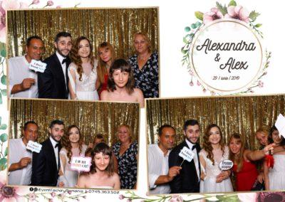 Cabina Foto Showtime - FUN BOX - Nunta - Alexandra & Alex - Restaurant OK Ballroom Ramnicu Valcea - Event Factory (72)