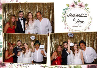 Cabina Foto Showtime - FUN BOX - Nunta - Alexandra & Alex - Restaurant OK Ballroom Ramnicu Valcea - Event Factory (73)