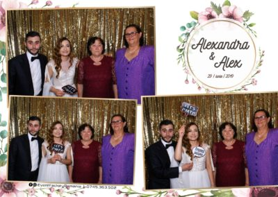 Cabina Foto Showtime - FUN BOX - Nunta - Alexandra & Alex - Restaurant OK Ballroom Ramnicu Valcea - Event Factory (75)