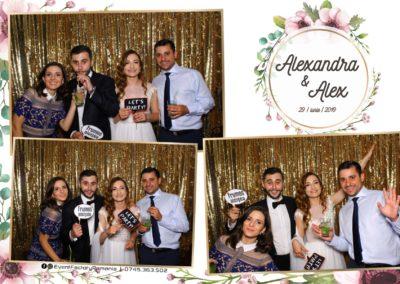Cabina Foto Showtime - FUN BOX - Nunta - Alexandra & Alex - Restaurant OK Ballroom Ramnicu Valcea - Event Factory (76)