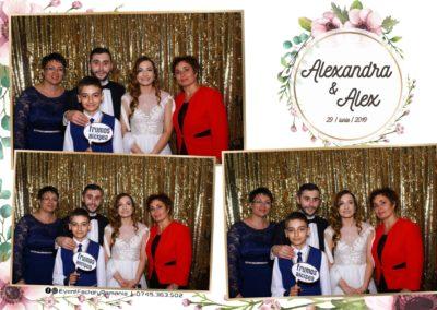 Cabina Foto Showtime - FUN BOX - Nunta - Alexandra & Alex - Restaurant OK Ballroom Ramnicu Valcea - Event Factory (77)