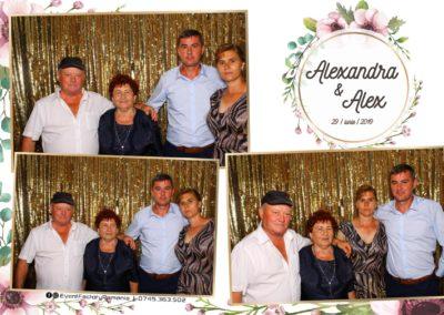 Cabina Foto Showtime - FUN BOX - Nunta - Alexandra & Alex - Restaurant OK Ballroom Ramnicu Valcea - Event Factory (78)