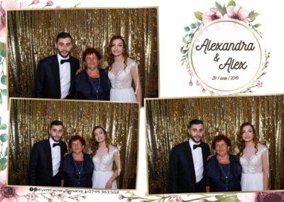 Cabina Foto Showtime - FUN BOX - Nunta - Alexandra & Alex - Restaurant OK Ballroom Ramnicu Valcea - Event Factory (79)