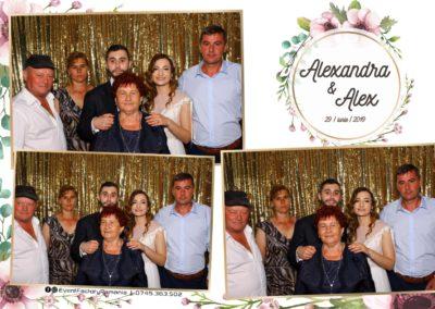 Cabina Foto Showtime - FUN BOX - Nunta - Alexandra & Alex - Restaurant OK Ballroom Ramnicu Valcea - Event Factory (80)