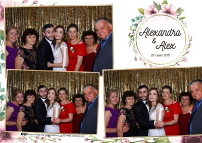 Cabina Foto Showtime - FUN BOX - Nunta - Alexandra & Alex - Restaurant OK Ballroom Ramnicu Valcea - Event Factory (81)