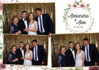 Cabina Foto Showtime - FUN BOX - Nunta - Alexandra & Alex - Restaurant OK Ballroom Ramnicu Valcea - Event Factory (82)
