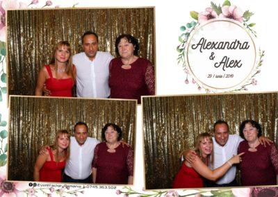 Cabina Foto Showtime - FUN BOX - Nunta - Alexandra & Alex - Restaurant OK Ballroom Ramnicu Valcea - Event Factory (83)