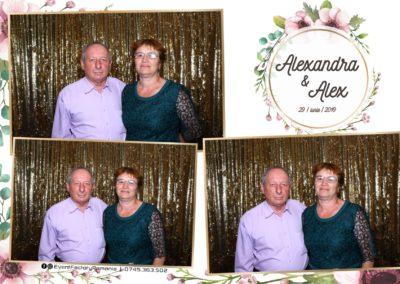 Cabina Foto Showtime - FUN BOX - Nunta - Alexandra & Alex - Restaurant OK Ballroom Ramnicu Valcea - Event Factory (85)