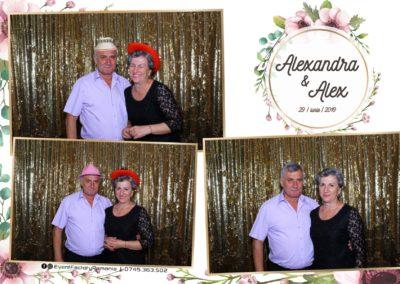 Cabina Foto Showtime - FUN BOX - Nunta - Alexandra & Alex - Restaurant OK Ballroom Ramnicu Valcea - Event Factory (87)